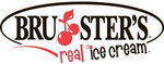 Bruster's Real Ice Cream Evans Logo