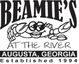 Beamie's at the River Logo